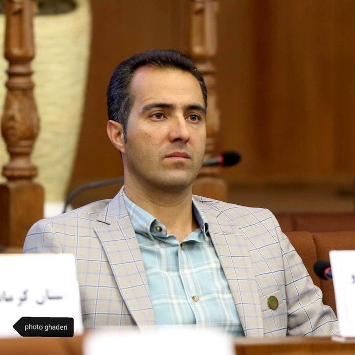 رئیس هیات اسکیت استان رئیس انجمن اسکیت رولبال کشور شد
