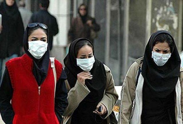 هوای اصفهان برای سومین روز متوالی ناسالم است