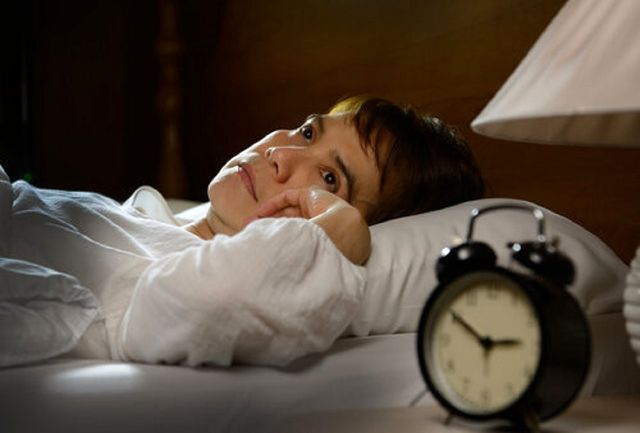 6 نشانه هشدار دهنده درباره خواب