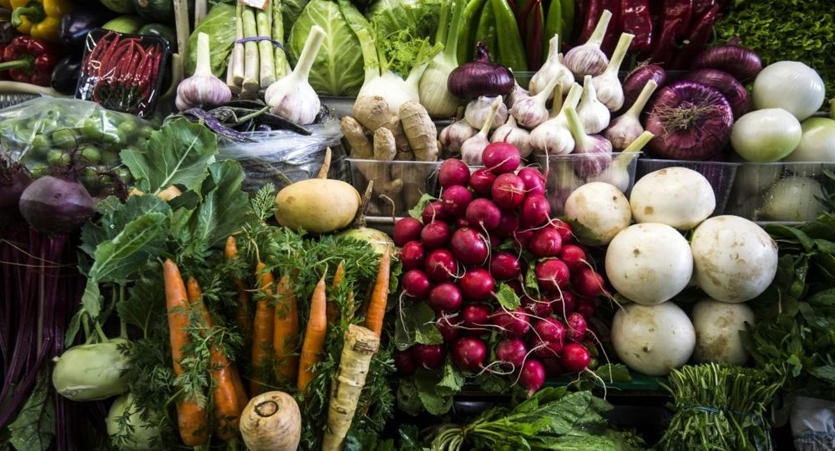 سبزیجات بخورید تا کرونا نگیرید