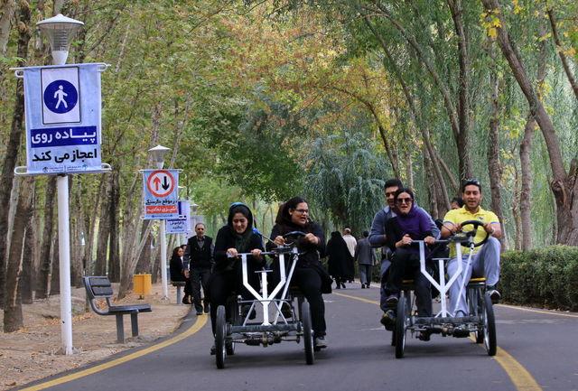 خاموشی مراکز تفریحی و گردشگری اصفهان در تعطیلات آخر هفته/ ناژوان از فردا بسته می شود